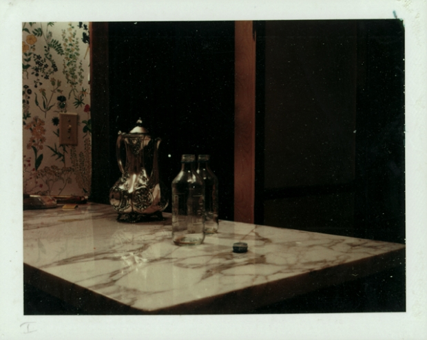 James Welling, Marble Counter, 1976